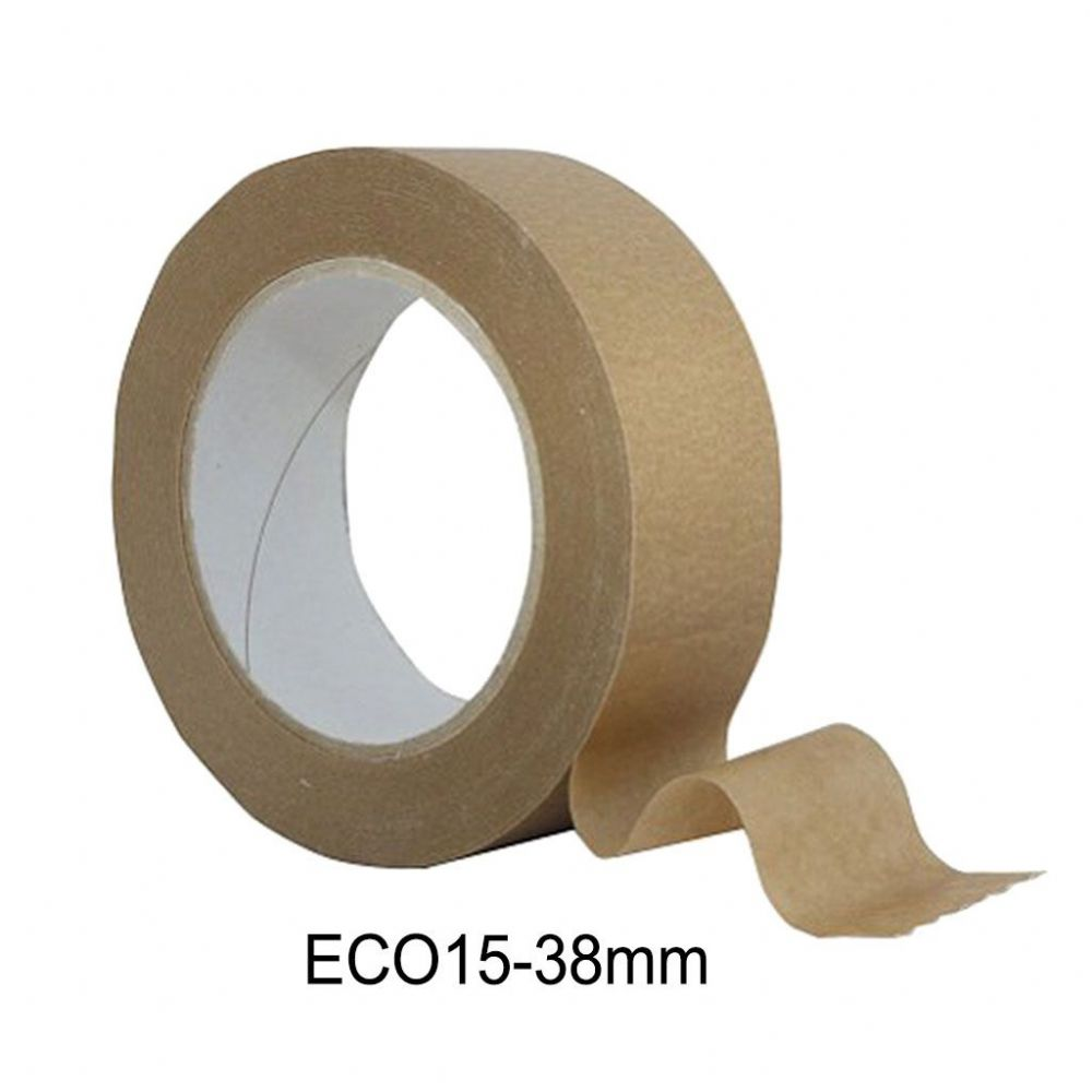 ECO 15 Brown Frame Backing Tape 38mm x 50metre